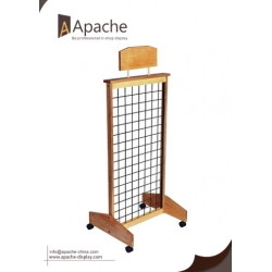 Gridwall Display Rack