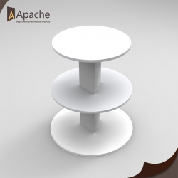 Circular display stand