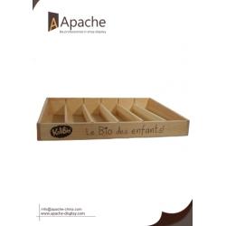 Wooden Display Rack