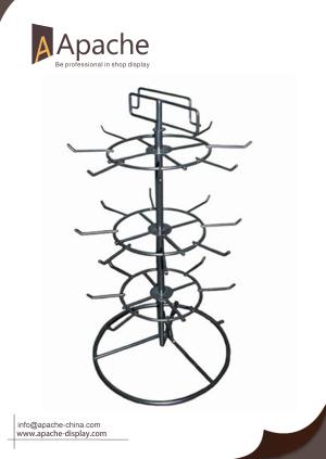 Spinner Rack