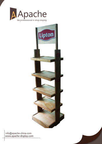 3bottle Wine Display Rack